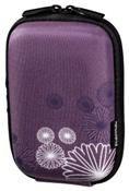 Hama Kameratasche Hardcase Flower 60 H violett