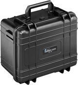 B&W Type 20 International Outdoor Case schwarz,