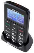 Audioline Amplicom PowerTel M6200, Barren Handy  in schwarz