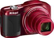 Nikon COOLPIX L610 rot