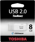 Toshiba TransMemory Hayabusa 8GB weiß