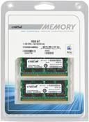 Crucial 16GB DDR3 SO-DIMM Kit
