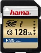 Hama SDXC Card 128GB Class 10     ,