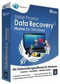 Stellar Phoenix Data Recovery 5 Home
