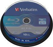 Verbatim BD-R DL 50GB 6X