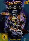 Hot Wheels - Battle Force 5 - 6.