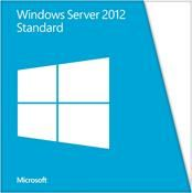 Microsoft Windows Server 2012 Standard DE 64bit 2CPU/2VM SB DVD