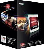 AMD A8-5600K Black Edition 4-Kern (Quad Core) CPU mit 3.60 GHz, Boxed mit Lüfter