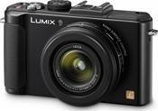 Panasonic Lumix DMC-LX7 schwarz