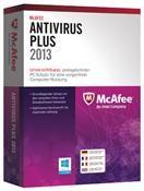 McAfee AntiVirus Plus 2013 1PC