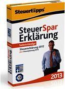 Steuer-Spar-Erklärung 2013 Selbstständige,