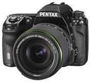 Pentax K-5 II Kit 18-135mm VR