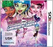 Monster High: Labyrinth-Skaten (3DS) DE-Version