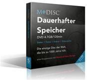 Millenniata M-DISC 4.7GB 5er-Pack