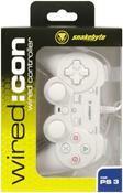 Joypad Snakebyte wired:con white
