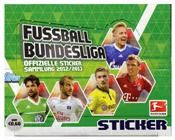Bundesliga-Sticker 2012/2013