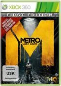Metro Last Light - First Edition 100% uncut für XBox 360,
