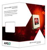 AMD FX-6300 6-Kern (Hexa Core) CPU mit 3.50 GHz, Boxed mit Lüfter