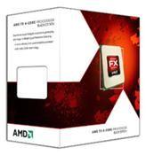 AMD FX-4300 4-Kern (Quad Core) CPU mit 3.80 GHz, Boxed mit Lüfter