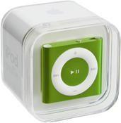 Apple iPod shuffle 5G 2GB grün