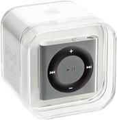 Apple iPod shuffle 5G 2GB silber