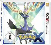 Pokemon X (3DS) DE-Version