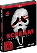 Scream Quadrilogy (BR) DE-Version