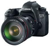 Canon EOS 6D EF 4.0/24-70 L IS USM ,
