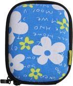 Bilora Shell Bag I flower blau