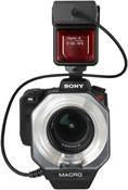 Bilora D140RF-S TTL Ring-/Makroblitzgerät  für Sony / Minolta Kameras