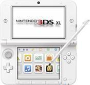 Nintendo 3DS XL weiß DE-Version