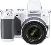 Nikon 1 V2 Kit VR 10-30/30-110mm weiß