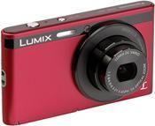 Panasonic Lumix DMC-XS1 rot