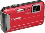 Panasonic Lumix DMC-FT25 rot