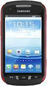 Samsung Galaxy XCover 2 Android™, Smartphone  in schwarz/rot  mit 4 GB Speicher
