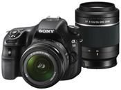 Sony SLT-A58 Kit 18-55mm + 55-200mm