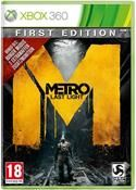 Metro Last Light - First Edition (AT-PEGI) 100% uncut für XBox 360