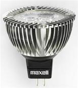 Maxell LED Twin Pack 4W warmweiß, MR16, GU5.3