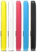 Nokia 301 Symbian, Barren Handy  in schwarz  mit 64 MB Speicher
