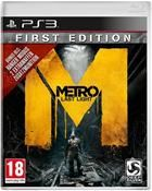 Metro Last Light - First Edition (AT-PEGI) 100% uncut für Sony PS3