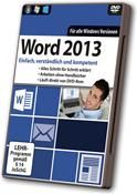 Word 2013 Lernkurs