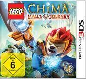LEGO Legends of Chima: Laval´s Journey (3DS) DE-Version