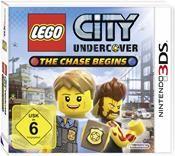 LEGO City Undercover: The Chase Begins Nintendo 3DS Deutsche Version