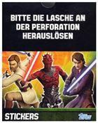 Star Wars - The Clone Wars 2013 Sticker Display,