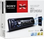 Sony MEX-BT3100U schwarz/blau