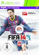 Fifa 14 Xbox 360 Deutsche Version