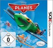 Planes - Das Videospiel (3DS) DE-Version