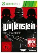 Wolfenstein: The New Order (X360) DE-Version