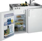 Bauknecht MKV 1118 Mini-Küche weiß