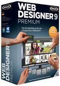 MAGIX Web Designer 14 Premium Win DVD DE-Version